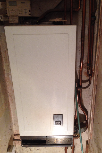 Baxi Combi Boiler Installation by iGas Heating in St Albans, Hertfordshire
